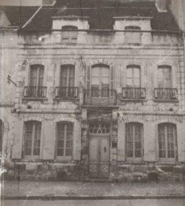 56, rue Carnot à Villeneuve-sur-Yonne