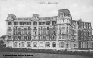 3, avenue Reine Victoria à Biarritz