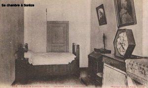 Sa chambre à Sorèze