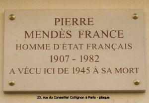 23, rue du Conseiller Collignon à Paris