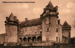 Château de la Roche-Courbon à Saint-Porchaire