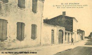 19, rue Pierre Loti à Saint-Pierre d'Oléron