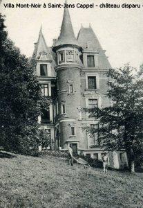 Villa Mont-Noir à Saint-Jans Cappel