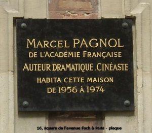 16, square de l'Avenue Foch à Paris
