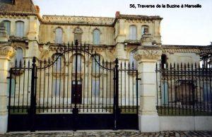56, Travers de la Buzine à Marseille