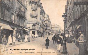 40, rue des Martyrs à Paris