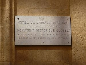 26, rue de l'Opéra à Aix-en-Provence