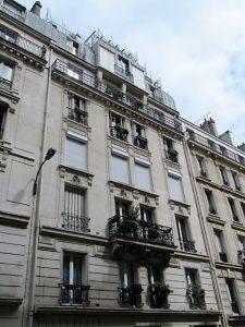 26, rue d'Edimbourg à Paris