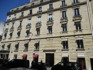 44, rue François Ier à Paris