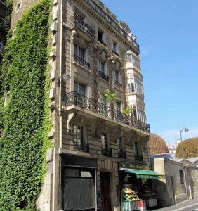 260, rue Saint-Jacques à Paris