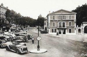 Hôtel de l'Empereur à Montélimar