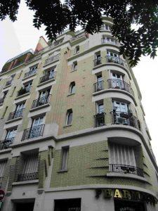 18, rue Ravignan à Paris