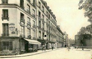 3, rue de l'Estrapade à Paris