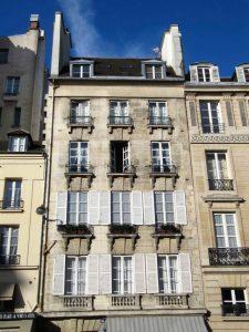 16, rue de Tournon à Paris
