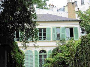 16, rue Chaptal à Paris