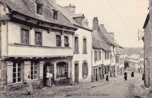 Sa maison natale à Tréguier