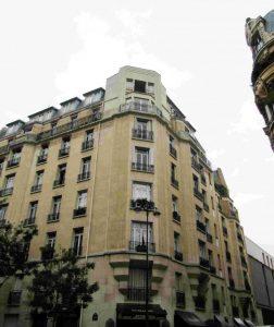 89, rue de la Pompe à Paris