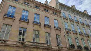 4, rue de Tournon à Paris