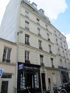 23, rue des Trois Frères à Paris