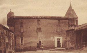 Sa maison natale à Mouchamps