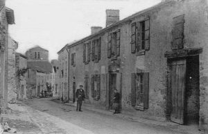 Sa maison natale à Mouilleron-en-Pareds