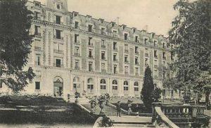 Grand Hôtel à Vittel