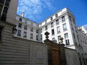 19, rue de Lille à Paris