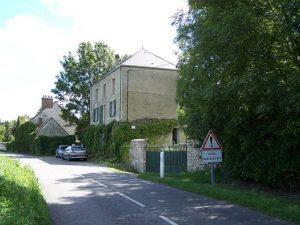 Moulin de la Bondé à Crespières