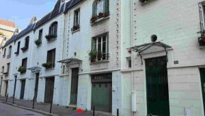 42, rue Santos-Dumont à Paris