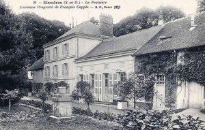 6, rue François Coppée à Mandres-les-Roses