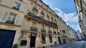 54, rue Blanche à Paris