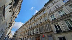 42, rue Blanche à Paris