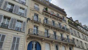 40, rue des Martyrs à Paris - aujourd'hui -