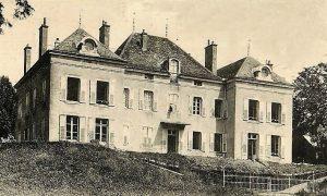 Château à Barbirey-sur-Ouche